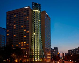 The Westin Warsaw - Varšava - Building