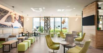 Super 8 by Wyndham Munich City North - Múnich - Lounge