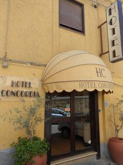 Hotel Concordia - Agrigento - Näkymät ulkona