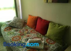 Estudio frente al mar - Ceuta - Sala de estar