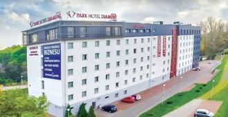 Park Hotel Diament Katowice - Katowice - Edificio