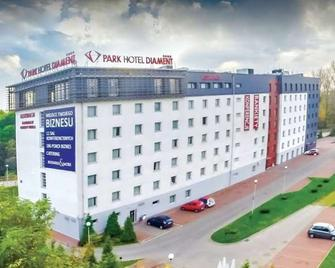 Park Hotel Diament Katowice - Катовіце - Building
