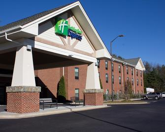 Holiday Inn Express West Jefferson - West Jefferson - Building