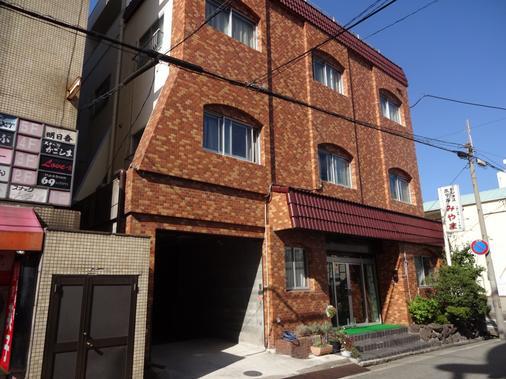 Business Hotel Miyama - Wakayama - Κτίριο