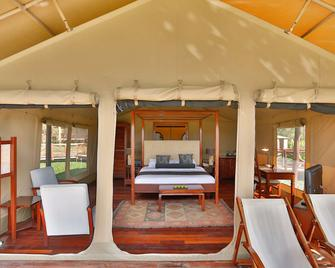 Kiboko Luxury Camp - Naivasha - Bedroom