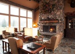 Grouse Mountain Lodge - Whitefish - Lounge
