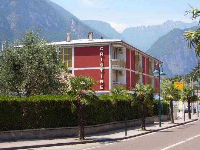 Residence Cristine - Riva del Garda - Edificio