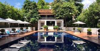 Rachamankha Hotel a Member of Relais & Châteaux - Chiang Mai - Piscina
