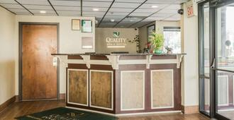 Quality Inn & Suites near Maxwell-Gunter Air Force Base - Montgomery - Rezeption