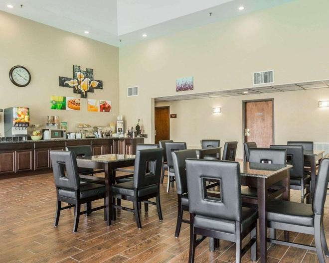 Quality Inn & Suites near Maxwell-Gunter Air Force Base - Montgomery - Restaurant