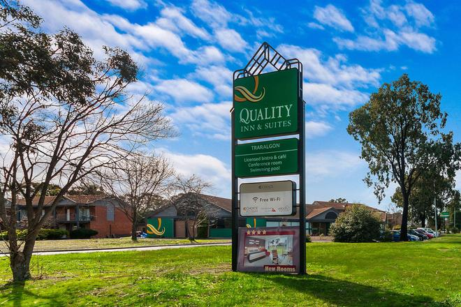 Quality Inn & Suites Traralgon - Traralgon - Building