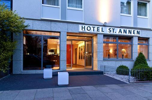 Hotel St. Annen - Hampuri - Rakennus