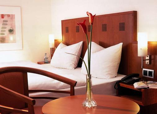 聖安納酒店 - 漢堡 - 漢堡 - 臥室