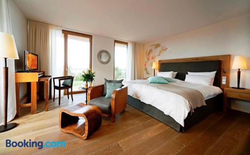 Hotel Gasthaus Hirschen - Gaienhofen - Bedroom