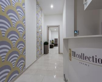 TH collection rooms - Oristano - Front desk