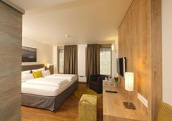 Hotel Goldenes Rad - Ulm - Bedroom