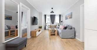 Apartments Platany by Renters - Kolobrzeg - Living room