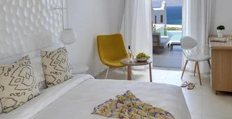 Myconian Kyma - Design Hotels - Mykonos - Bedroom