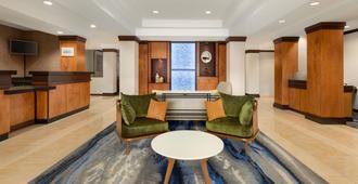 Fairfield Inn & Suites Jacksonville West/Chaffee Point - ג'קסונוויל - לובי