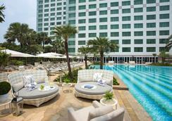 Hotel Mulia Senayan, Jakarta - Jakarta - Pool