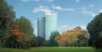 Hotel Mulia Senayan - Jakarta - Yakarta - Edificio