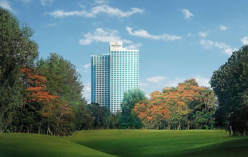 Hotel Mulia Senayan, Jakarta - Jakarta - Building