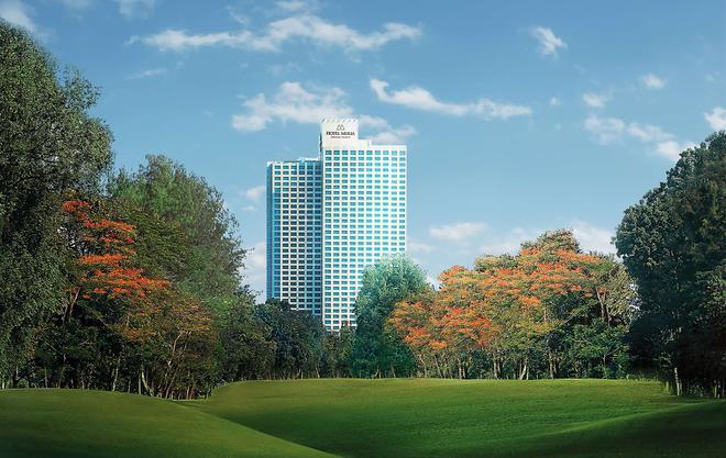 Hotel Mulia Senayan, Jakarta - Jakarta - Rakennus