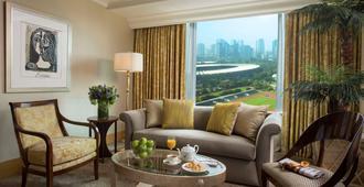 Hotel Mulia Senayan, Jakarta - ג'קרטה - סלון