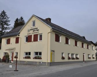 Edelweiss Alpine Lodge - Hinterstoder - Edificio