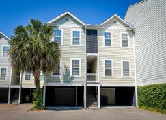 Turtle Bay 23 3 Bedroom Holiday Home By My Ocean Rentals - Folly Beach - Bâtiment