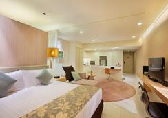 吉隆坡賓樂雅服务公寓 - 吉隆坡 - 臥室