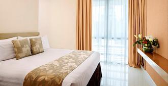PARKROYAL Serviced Suites Kuala Lumpur - Κουάλα Λουμπούρ - Κρεβατοκάμαρα
