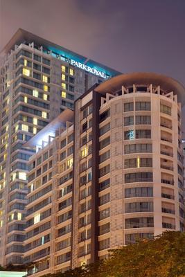 PARKROYAL Serviced Suites Kuala Lumpur - Kuala Lumpur - Building