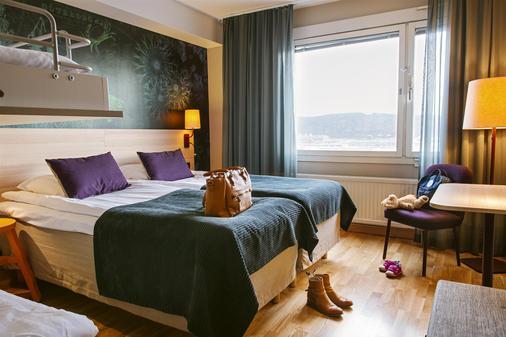 Scandic Backadal - Gothenburg - Bedroom