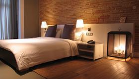 五間房旅館 - 巴塞隆納 - 臥室