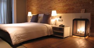 The5Rooms - Barcelona - Schlafzimmer