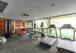Best Western Premier Sukhumvit - Bangkok - Gym