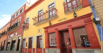 Hotel Santa Regina - Гуанахуато - Здание