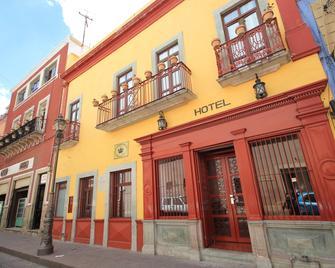 Hotel Santa Regina - Guanajuato - Building