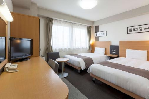 Comfort Hotel Himeji - Himeji - Κρεβατοκάμαρα