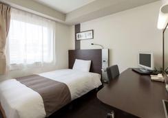 姬路Comfort飯店 - 姬路 - 臥室