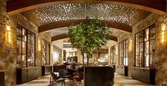 Archer Hotel Napa - נאפה - לובי