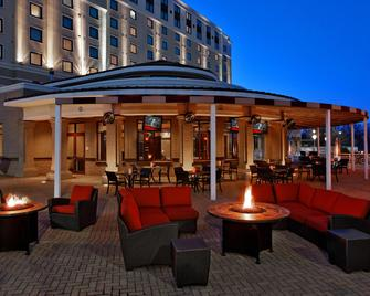 Spartanburg Marriott - Spartanburg - Restaurant