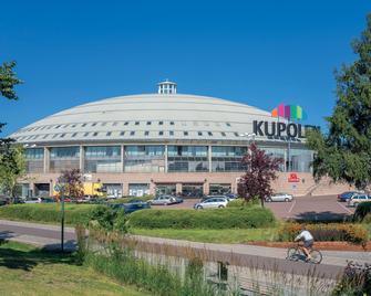 Hotel Kupolen - Borlänge - Byggnad