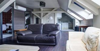 Hotel Bristol Reims - Reims - Sala de estar