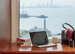 فندق إيبيس الكويت السالمية - السالمية - وسائل راحة في الغرف