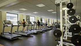 Hotel Nikko San Francisco - San Francisco - Gym
