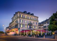 Hotel Le Rive - Nyon - Budynek