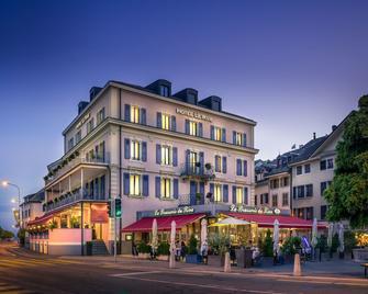 Hotel Le Rive - Nyon - Building
