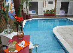 Pousada Cana Caiana - Paraty - Pool